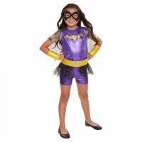 Bild på Batgirl Maskeraddräkt Barn