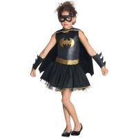Bild på Batgirl Maskeraddräkt Barn (Small)