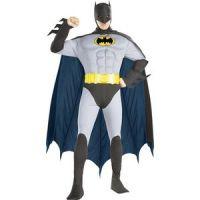 Bild på Batman med bröstmuskler