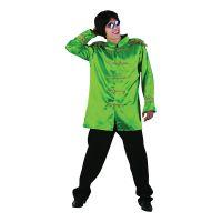 Bild på Beatles Grön Maskeraddräkt - One size