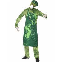 Bild på Biohazard Maskeraddräkt Herr Medium