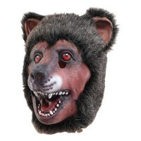 Bild på Björnmask i Gummi - One size