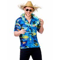 Bild på Blå Hawaiiskjorta (Small)