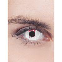 Bild på Bleeding Eye white Linser