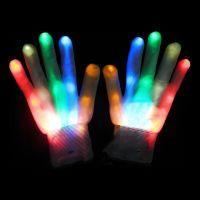 Bild på Blinkande Handskar - One size