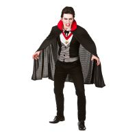 Bild på Blodtörstig Vampyr Maskeraddräkt - Large
