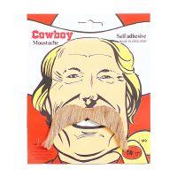 Bild på Blond Cowboy Mustasch