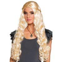 Bild på Blond Khaleesi Peruk