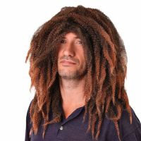 Bild på Bob Marley Peruk med Dreadlocks