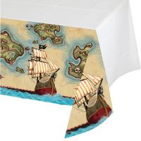 Bild på Bordsduk Pirat Plast