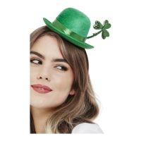 Bild på Bowlerhatt Mini St Patricks Day Grön - One size