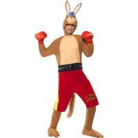 Bild på Boxande Känguru Maskeraddräkt