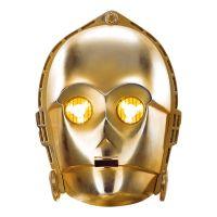 Bild på C-3PO Pappmask