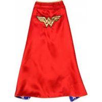 Bild på Cape Wonder Woman Maskeraddräkt Barn