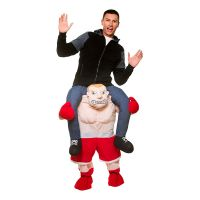 Bild på Carry Me Boxare Maskeraddräkt - One size