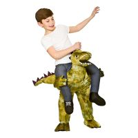 Bild på Carry Me Dinosaurie Barn Maskeraddräkt - One size b8e3909e4647b