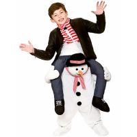 Bild på Carry Me Snögubbedräkt Barn