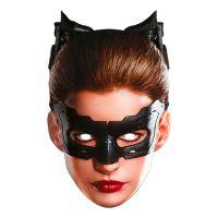 Bild på Catwoman Dark Knight Pappmask - One size