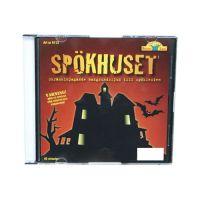 Bild på CD med Spökljud