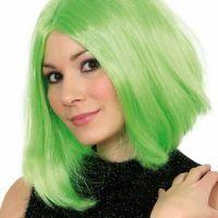 Bild på Celebrityperuk  grön