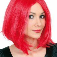 Bild på Celebrityperuk  röd