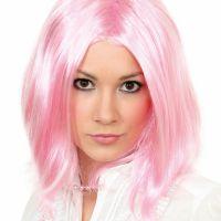 Bild på Celebrityperuk  rosa