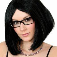 Bild på Celebrityperuk  svart