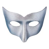 Bild på Champagne Ögonmask - Silver