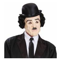 Bild på Charlie Chaplin Mask med Hår - One size