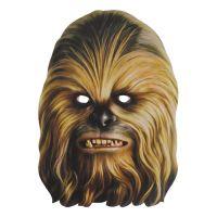Bild på Chewbacca Pappmask - One size