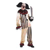 Bild på Clown Freakshow Maskeraddräkt - One size