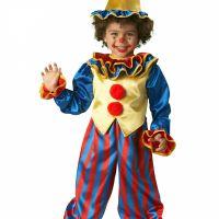 Bild på Clowndräkt 122/128