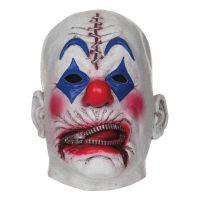 Bild på Clownmask med Dragkedja och Stygn - One size