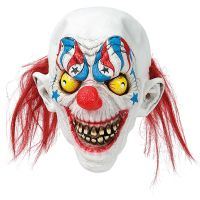 Bild på Clownmask med Tänder