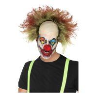 Bild på Clownperuk Halloween med Flint - One size