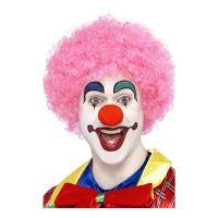 Bild på Clownperuk Rosa - One size