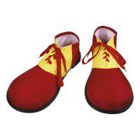 Bild på Clownskor Röd/Gula - One size