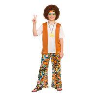 Bild på Cool Hippie Barn Maskeraddräkt - Large