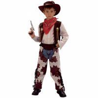 Bild på Cowboy Barn Maskeraddräkt (Small)