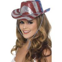 Bild på Cowboy Glitter hatt