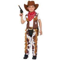 Bild på Cowboy maskeraddräkt för barn 764e9916e75f3