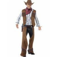 Bild på Cowboy Maskeraddräkt Medium