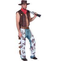 Bild på Cowboydräkt Casual hunter