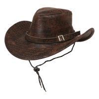Bild på Cowboyhatt Brun - One size