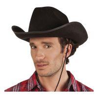 Bild på Cowboyhatt Rodeo Svart - One size