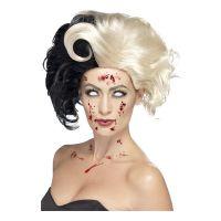 Bild på Cruella de Vil Zombie Peruk - One size