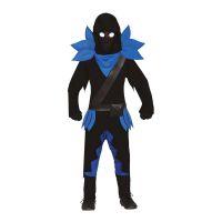 Bild på Dark Warrior Barn Maskeraddräkt - Medium