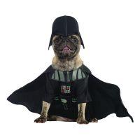 Bild på Darth Vader Hund Maskeraddräkt - One size
