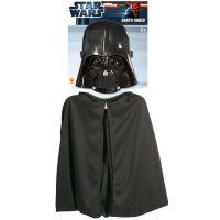 Bild på Darth Vader Mask och Mantel Barn