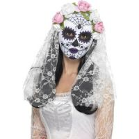 Bild på Day of the Dead Brudmask
